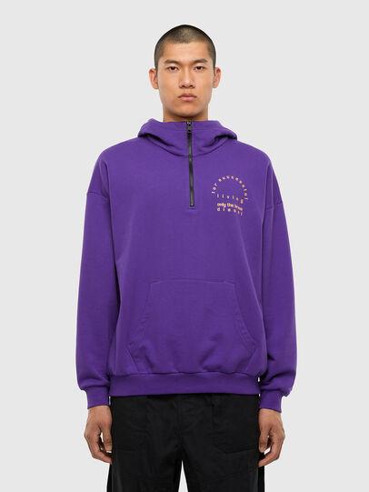 Diesel - S-UMMERZI, Violett - Sweatshirts - Image 1