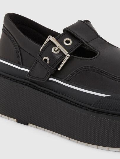 Diesel - H-SCIROCCO BA, Schwarz - Sneakers - Image 5