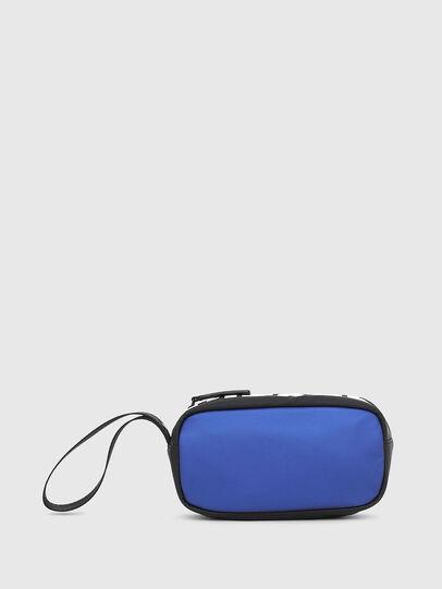 Diesel - BOLD POUCH, Blau/Schwarz - Taschen - Image 1