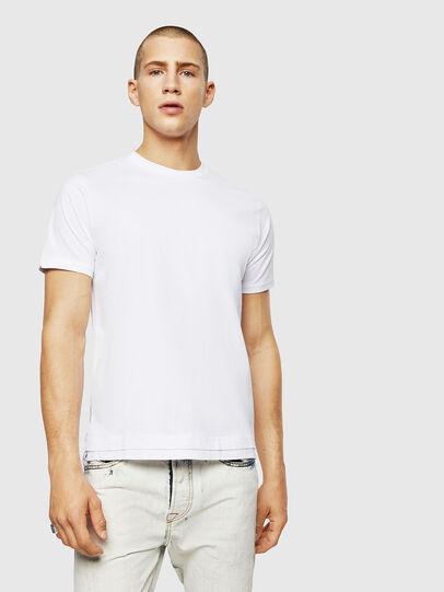 Diesel - T-DIAMANTIK-NEW, Weiß - T-Shirts - Image 1