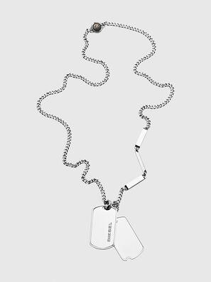 DX1173, Silber - Halsketten