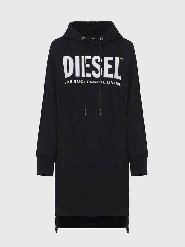 D-ILSE-T, Schwarz - Kleider