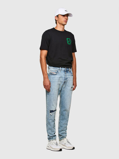 Diesel - D-Vider 009JR, Hellblau - Jeans - Image 7