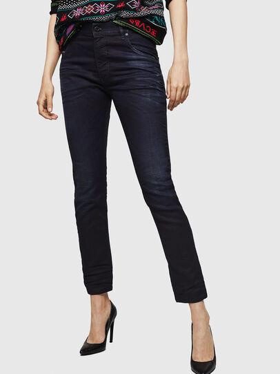 Diesel - Krailey JoggJeans 069IC, Dunkelblau - Jeans - Image 1