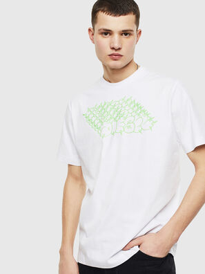 T-JUST-T20, Weiß - T-Shirts