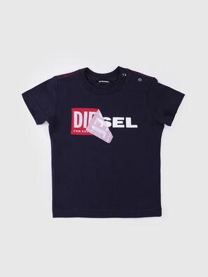 TOQUEB MC, Marineblau - T-Shirts und Tops