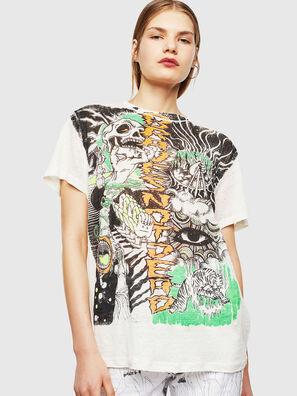 T-DARIA-YB, Weiß - T-Shirts