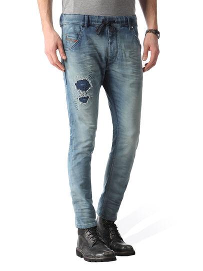 Diesel - Krooley JoggJeans 0672F,  - Jeans - Image 2