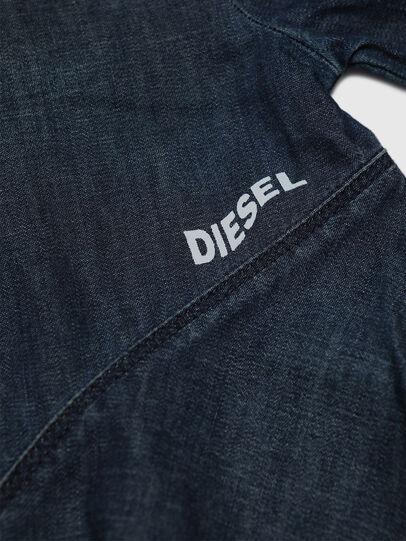Diesel - DARLAB, Dunkelblau - Kleider - Image 3