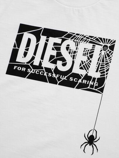 Diesel - TWEEN-TSE, Weiß - T-Shirts und Tops - Image 3