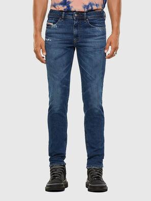 Thommer 009DE, Dunkelblau - Jeans