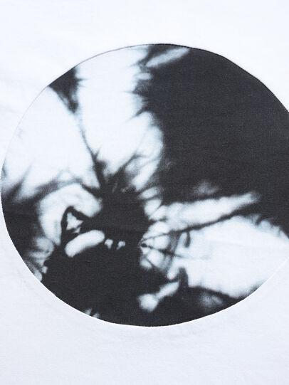 Diesel - TMOONYX2 OVER, Weiß - T-Shirts und Tops - Image 3
