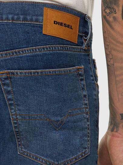 Diesel - D-Mihtry 009DG, Mittelblau - Jeans - Image 4