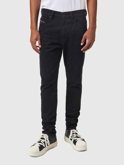 Diesel - D-Amny JoggJeans® Z9A29, Schwarz/Dunkelgrau - Jeans - Image 1