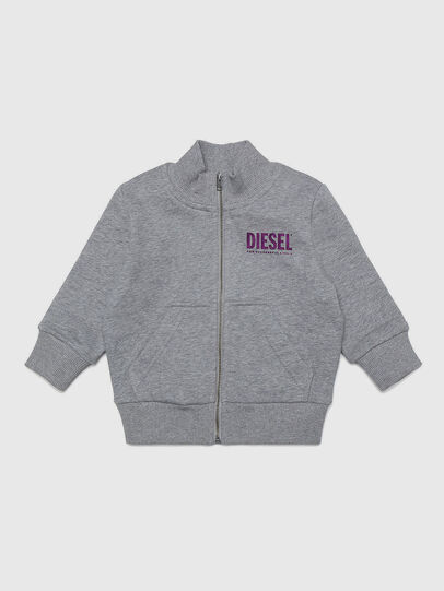 Diesel - SONNYB-FL, Grau - Sweatshirts - Image 1