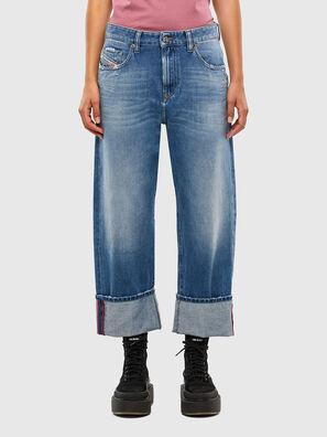 D-Reggy 009JX, Hellblau - Jeans