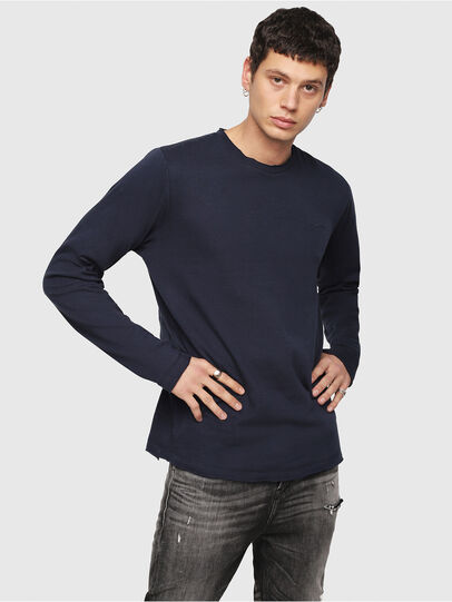 Diesel - T-JUST-LS-ROW,  - T-Shirts - Image 1