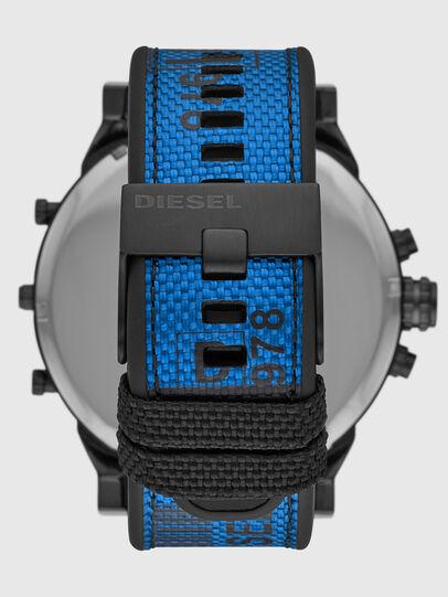 Diesel - DZ7434, Blau/Schwarz - Uhren - Image 2