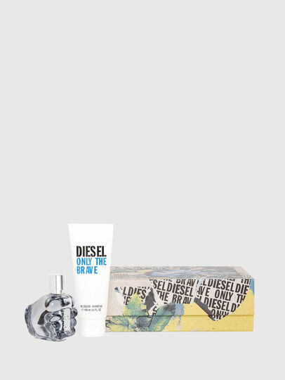 Diesel - ONLY THE BRAVE 50 ML GIFT SET, Weiß - Only The Brave - Image 1