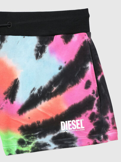 Diesel - BFOWT-SHORTIE, Schwarz/Rosa - Out of water - Image 3
