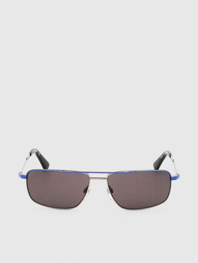 Diesel - DL0308, Blau/Grau - Sonnenbrille - Image 1