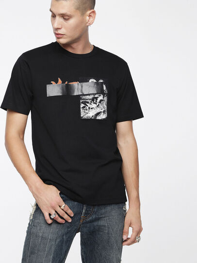 Diesel - T-JUST-XR,  - T-Shirts - Image 1