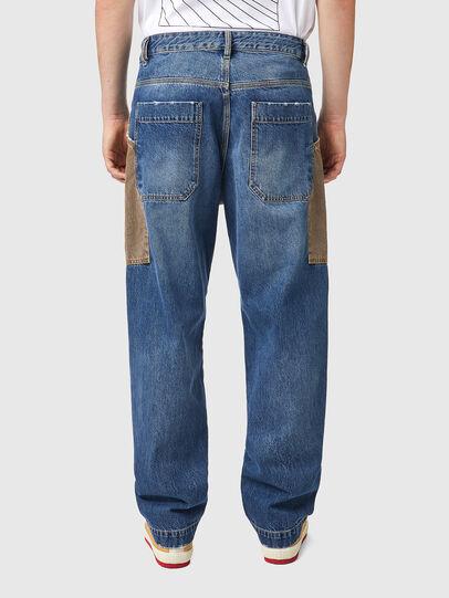 Diesel - D-Franky 0GCAY, Mittelblau - Jeans - Image 2