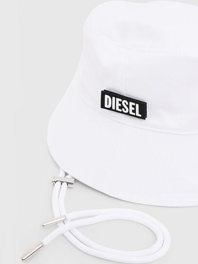 Diesel - CEFIS, Weiß - Hüte - Image 4