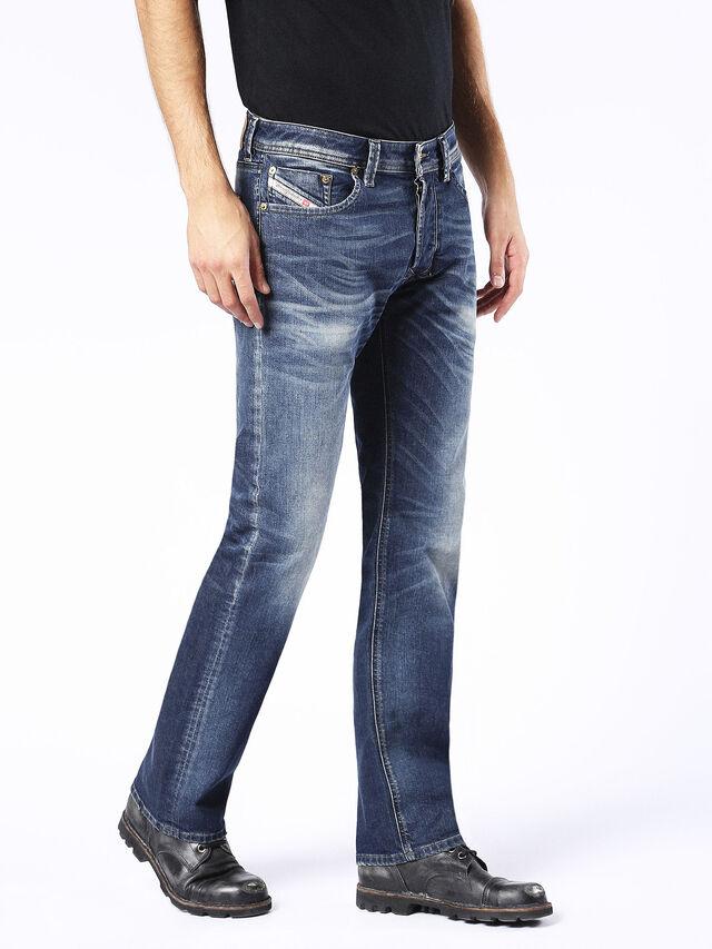 LARKEE 0853R, Blue jeans