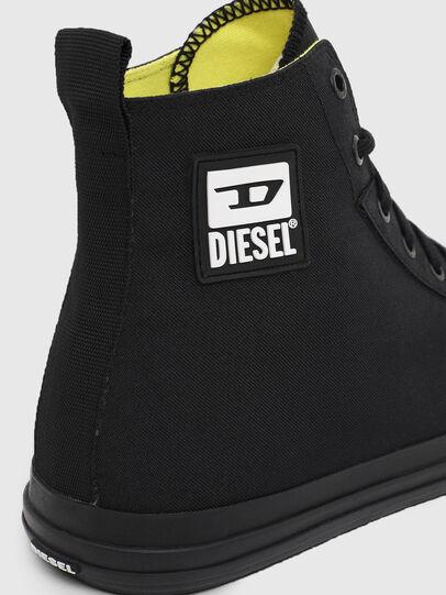 Diesel - S-ASTICO MID CUT, Schwarz - Sneakers - Image 4