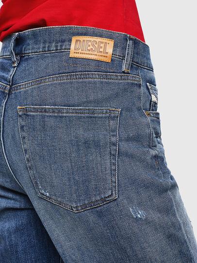 Diesel - Aryel 0890X, Mittelblau - Jeans - Image 4