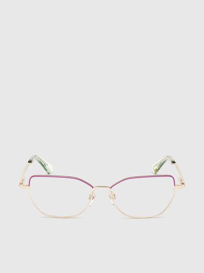 Diesel - DL5355, Rosa - Korrekturbrille - Image 1