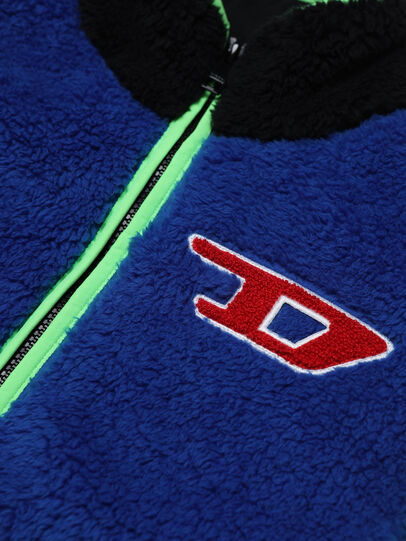 Diesel - SELBY OVER, Blau/Grün - Sweatshirts - Image 3