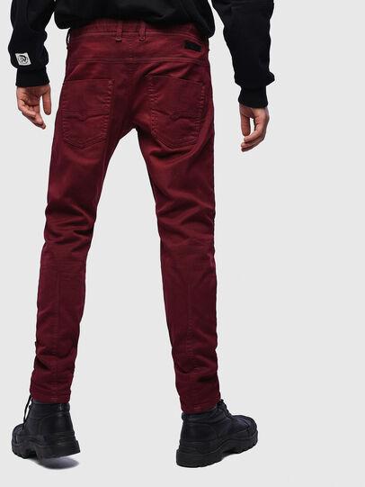 Diesel - Krooley JoggJeans 0670M, Bordeauxrot - Jeans - Image 2