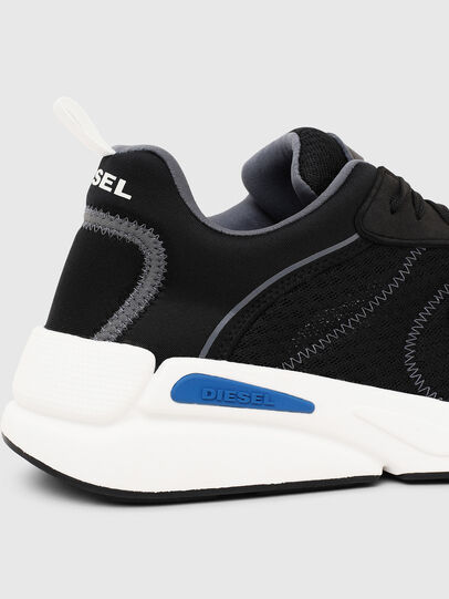 Diesel - S-SERENDIPITY LOW, Schwarz - Sneakers - Image 5