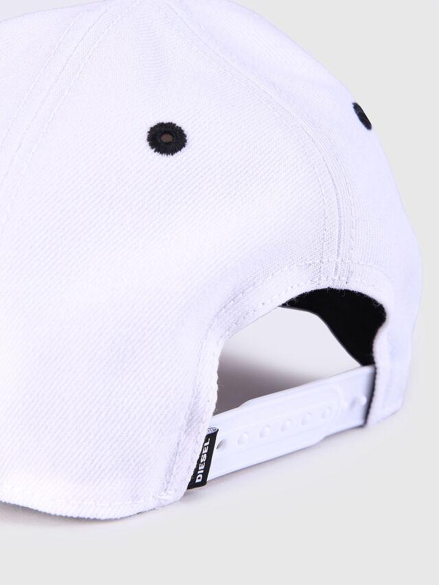 Diesel - CAKERYM, Weiß - Hüte und Handschuhe - Image 3