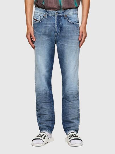 Diesel - D-Fining 009NS, Hellblau - Jeans - Image 1