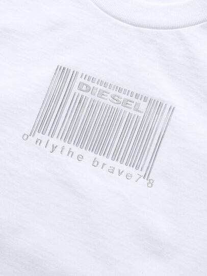 Diesel - TCODE, Weiß - T-Shirts und Tops - Image 3