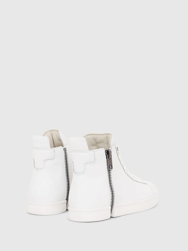 Diesel S-NENTISH, Weiß - Sneakers - Image 3
