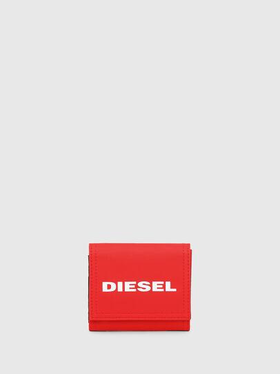 Diesel - YOSHINO LOOP, Feuerrot - Kleine Portemonnaies - Image 1