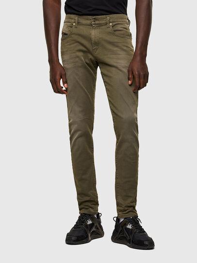 Diesel - D-Strukt JoggJeans® 0670M, Armeegrün - Jeans - Image 1