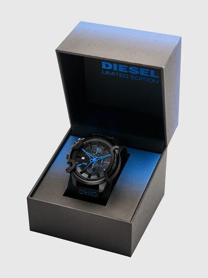 Diesel - DZ4553, Schwarz/Blau - Uhren - Image 4
