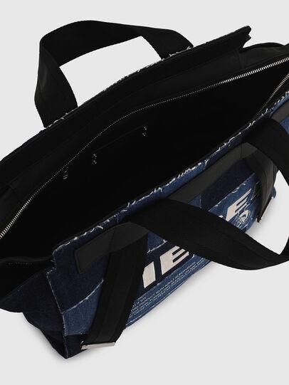 Diesel - F-CAORLY SATCHEL M, Blau - Satchel Bags und Handtaschen - Image 6