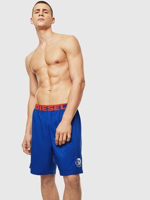 BMBX-PLAYSUN, Blau - Lange Boxershorts