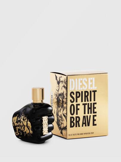 Diesel - SPIRIT OF THE BRAVE 200ML, Schwarz/Gold - Only The Brave - Image 1