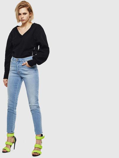 Diesel - Babhila 0095D, Hellblau - Jeans - Image 5