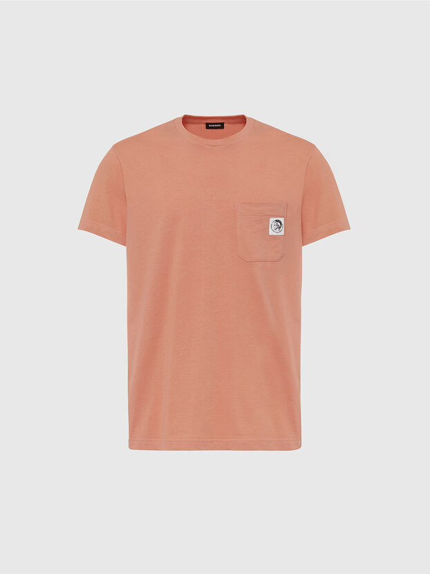 T-WORKY-MOHI, Rosa - T-Shirts