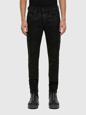 D-Istort 069QU, Schwarz/Dunkelgrau - Jeans