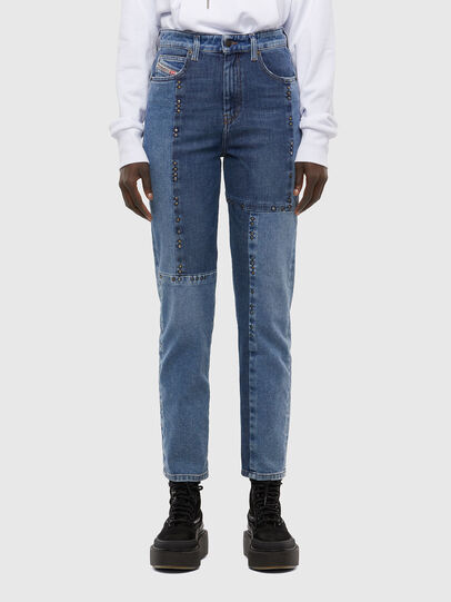 Diesel - D-Eiselle 009KP, Hellblau - Jeans - Image 1