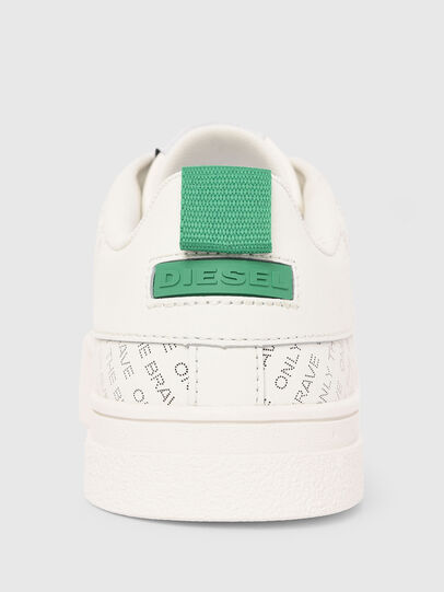 Diesel - S-CLEVER LOW LACE, Weiss/Grün - Sneakers - Image 5
